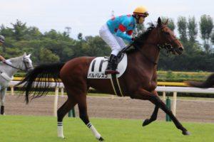 バルバレスコ新馬戦レース